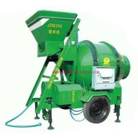 Wholesale Concrete Mixer and Loader Types of Concrete Mixers Mobile Concrete Mixer For Loader from china suppliers