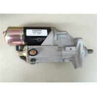 Quality Doosan starter motor forklift spare parts / daewoo electric motor for sale