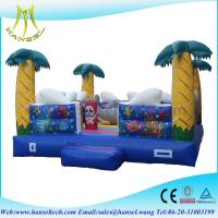 Wholesale Hansel china kids playground slides inflatable playground slide from china suppliers