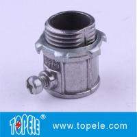 """Wholesale 1/2"""" To 4"""" Metallic Electrical EMT Conduit And Fittings Aluminum Connector from china suppliers"""