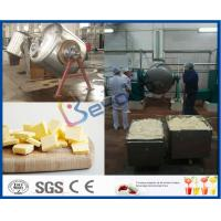 Buy cheap Integrated Cow Milk / Buffalo Milk Butter Maker Machine For Butter Manufacturing Process from wholesalers