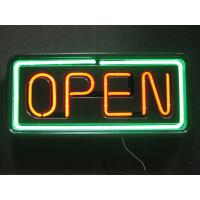 Business Large Flashing Personalized Neon Bar Signs Neon Ice Cream Sign