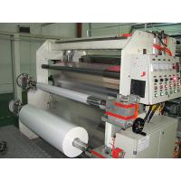 Buy cheap Banner PVC Sheet Extrusion Line / Grid Hollow PP Sheet Making Machine from wholesalers