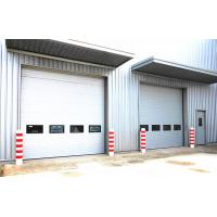 Wholesale Automatic Vertical Lifting Industrial Sectional Doors Polyurethane Foam Insulation from china suppliers