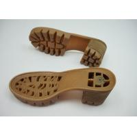 Wholesale RJ-178 Plastic Injection TPR Outsole For Sandal / Leather Shoe Making from china suppliers