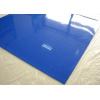 Middle Tear Resistant Silicone Membrane , Silicone  Sheet for Glass Vacuum Laminator