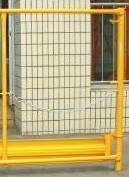 Wholesale Guardrail Ladder Scaffolding Frames Shot Blasting Colored Powder Coated For Construction from china suppliers