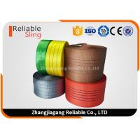 Wholesale Corrosion Resistant Simplex Flat Belt Type Polyester Webbing Low Elongation from china suppliers