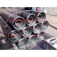 Wholesale Reverse Circulation API Connections Drill Pipe , RC Hammer Double Drill Steel Pipe from china suppliers