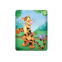 Quality Flexibility and non-corrosiveness colorful Deformation Tigger Ipad 2 Silicone for sale