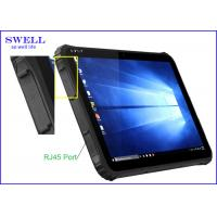 Wholesale Ruggedized 280nit Industrial Tablet PC 1D 2D scanner 5mp camera from china suppliers