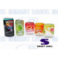Wholesale Environmental OPS Tamper Evident Shrink Sleeves for Snacks Package Gravure Printing from china suppliers