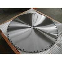 Wholesale 1300mm Laser Saw blade for Cutting Precast Concrete , 51 Inch Blade from china suppliers