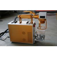 Wholesale IPG / Raycus Mini Portable Laser Marking Machine from china suppliers