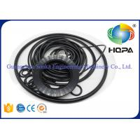 Wholesale Standard Size Hydraulic Pump Seal Kit With HNBR VMQ Materials / Black Color from china suppliers