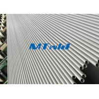 Wholesale ASTM A789 ASME SA789 2205 / 2507 Welded Duplex Steel Tubing For Food Industry from china suppliers