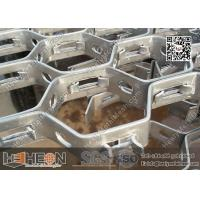 "Quality Hex-Mesh Grating Stainless Steel 304 3/4"" depth, 14gauge thickness 