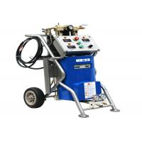 China Full Pneumatic Polyurethane Spray Machine 25Mpa Max For Exterior Wall Insulation on sale