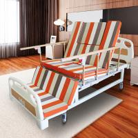 Wholesale Handicapped Manual Adjustable Bed With Toilet Multi Functions MD-E23 from china suppliers