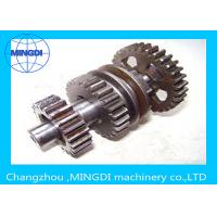 Wholesale Metal Grinding Gear Shaft Assembly Cemented Quenching HRC58-62 , Length 15000 mm from china suppliers