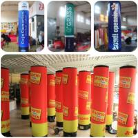 Wholesale Oxford Advertising Inflatable Stand Column with Printing Logo for Business Show from china suppliers