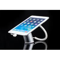 Quality COMER Tablet PC security device display brackets with telephone charging cables for sale