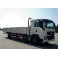 Wholesale SINOTRUK HOWO Cargo Truck 25 Tons 6X2 LHD Euro2 290HP for Logistics ZZ1257M56C7C1A from china suppliers