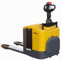 Wholesale CBD25 2500Kg electric pallet trucks AC power Curtis controller from china suppliers