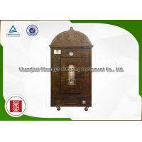 Wholesale Bronze Mongolian Lamb Rotisserie Equipment  / Smokeless Whole Lamb Oven from china suppliers