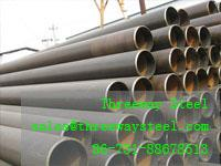 Quality Welded Steel Pipe ERW Steel tube for sale