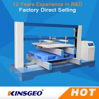 Wholesale 300kg High Accuracy Box Compression Testing Machine 1000 / 2000 / 5000kg Capacity from china suppliers