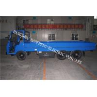Quality 72V Battery Voltage Electric Cargo Truck 8 Tons For Material Transport for sale
