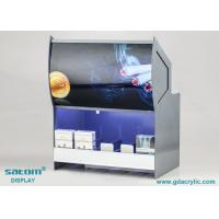 Wholesale Vivid Poster Acrylic Cigarette Display Cabinet With Built In Lighting from china suppliers
