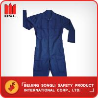 Wholesale SLA-C1 FLAME RESISTANCE PROBAN COTTON COVERALL from china suppliers