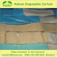 Wholesale Cubicle hospital curtain with antibacterial from china suppliers