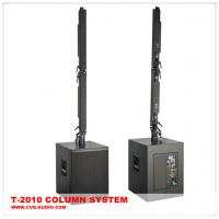 Quality Line Array Column Full Range Speaker Box Self Powered Stereo Audio System for sale
