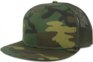 Wholesale Common Fabric 3d Embroidery Camo Trucker Cap For Female from china suppliers