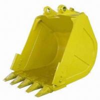 Buy cheap Mini Excavator Bucket with 0.28 to 5.8m from wholesalers