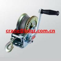 Wholesale high quality hand winch for manual hoist with low price from china suppliers
