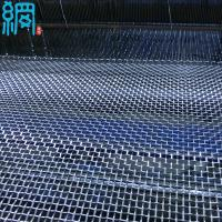 Wholesale 3X3 Crimped Wire Mesh Stainless Steel(1.0-3.0mm wire diameter) from china suppliers