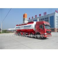 Wholesale powder material transport semi trailer with 27000kg rated contained quality from china suppliers