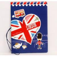 Quality London Style Travel Passport Holder for sale