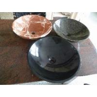 Wholesale Black Granite Countertop Wash Basin (DX) from china suppliers