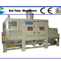 Wholesale Anti Explosion Automatic Sandblasting Machine Compact Working Cabinet For Steel Plate from china suppliers