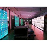 Wholesale P3 Indoor SMD LED Advertising Screen / LED Video Wall Display from china suppliers