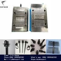 Buy cheap screw type cable tie mould for automotive use from wholesalers