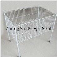 Wholesale Metal shopping basket from china suppliers
