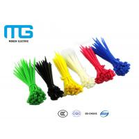 Wholesale Wiring Accessories Self-Locking Nylon Cable Ties Manufacturer With CE, UL Certification from china suppliers