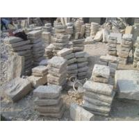 Wholesale Natural Red Flamed Lanscaping Granite Curbstones for Street from china suppliers