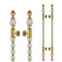 Wholesale Crystal Effect Door Handles from china suppliers